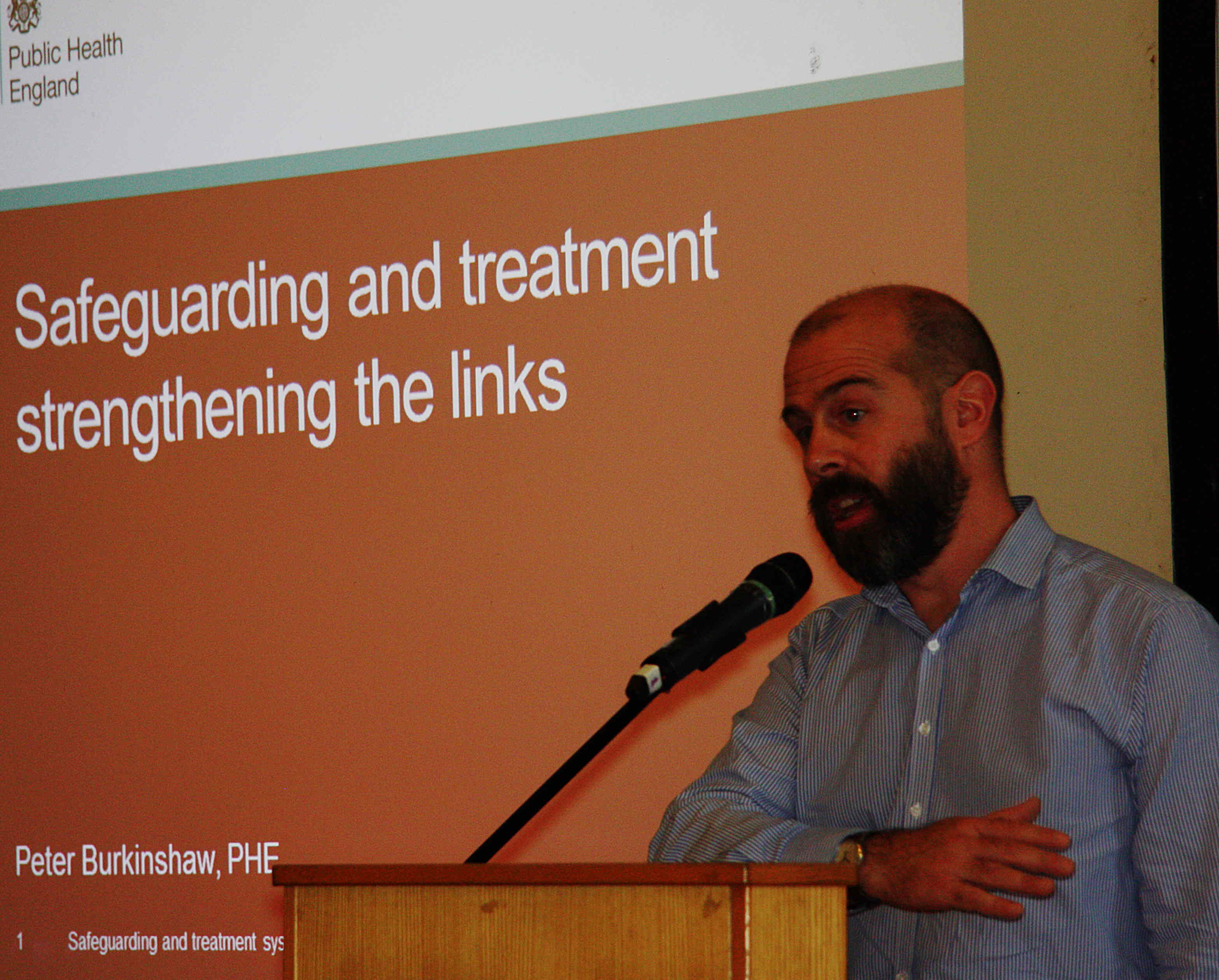 Safeguarding in Treatment conference