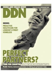 DDN July/August 2018 - Drink and Drugs News
