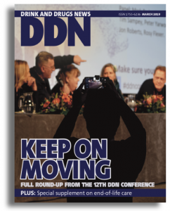 DDN Conference Magazine Cover