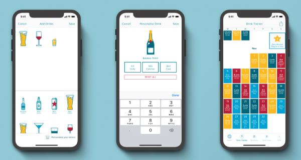 Drink Coach online support for alcohol issues