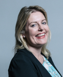 MIMs DavIes, Minister for Sport and Civil Society