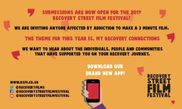 Recovery Street Film Festival