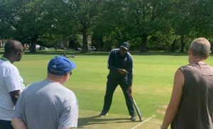 cricket support for drug service users
