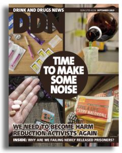 DDN (Drink and Drugs News Magazine)