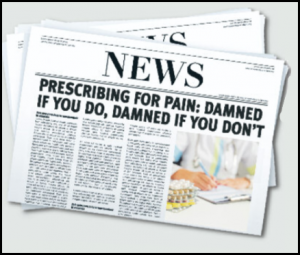 Newspaper headlines on drugs and alcohol