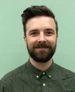 Liam Ward residential marketing manager at Phoenix Futures