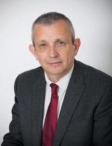 St Mungo's chief executive Howard Sinclair